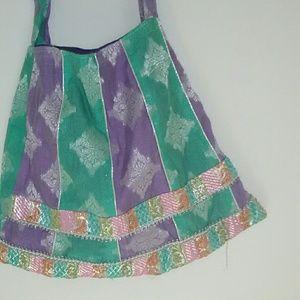 Unique One of a kind Shoulder Bag by me